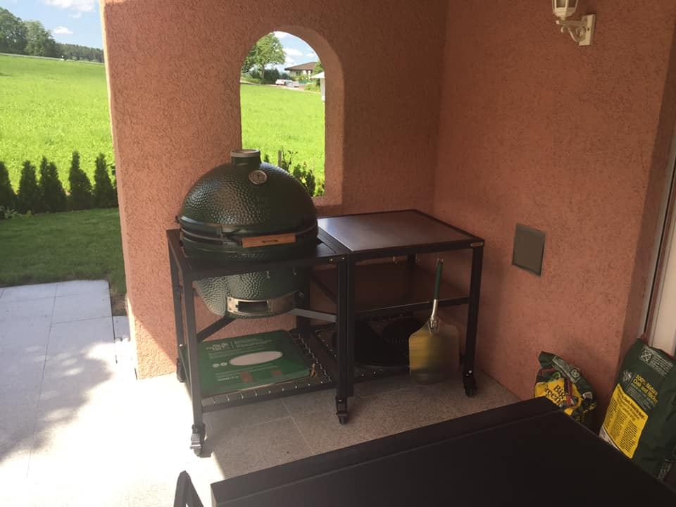 Big Green Egg Tischsystem